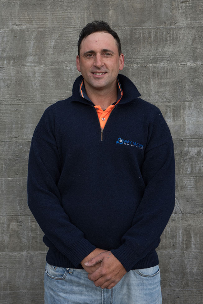Bradley Foster - Ray Mayne Spanning Crew Team Leader