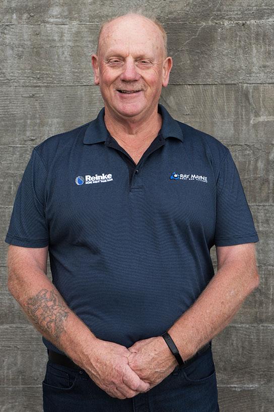 Ray Mayne - Managing Director