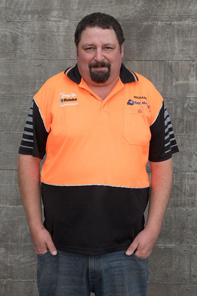 Richard Green - Ray Mayne Service Manager