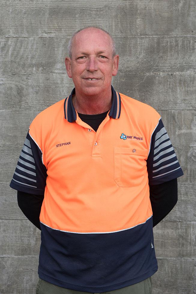 Stephan Geipel - Ray Mayne Reinke Parts Specialist