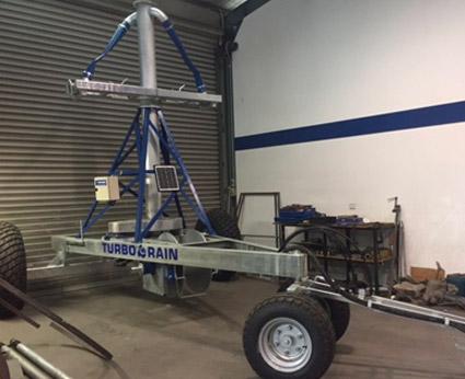 TurboRain-Extra low energy irrigation