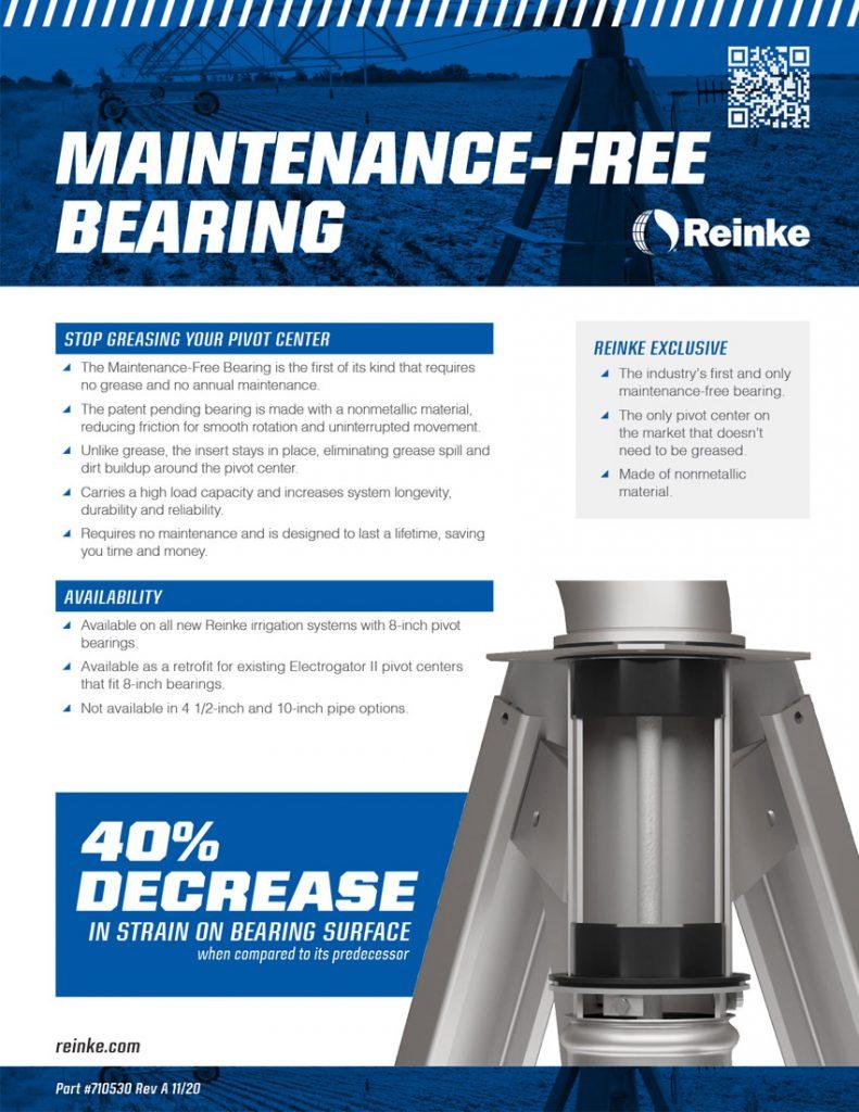 Maintenance-free-bearing