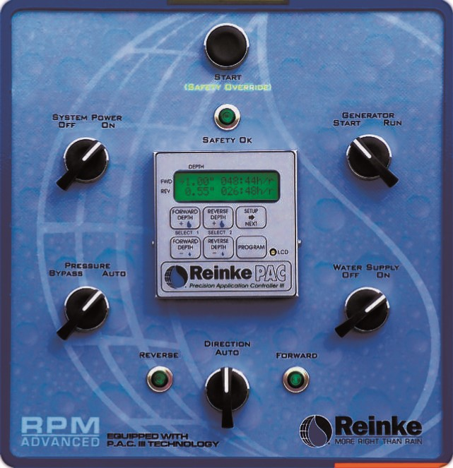 RPM Advanced Panel