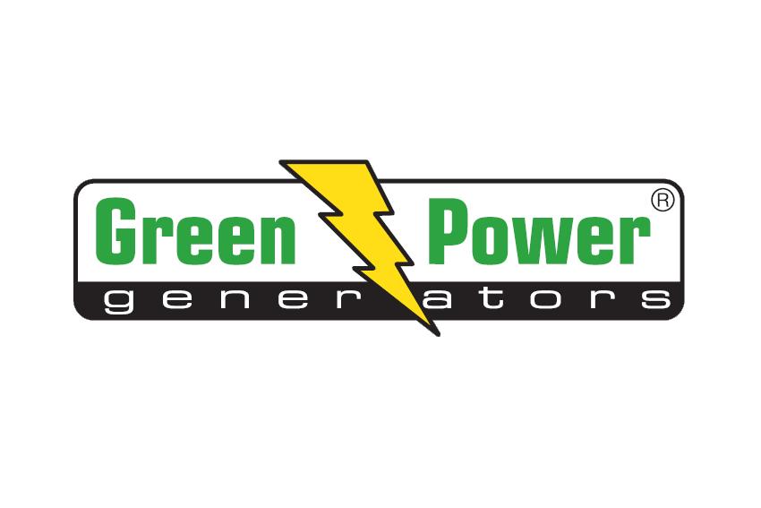 green power generator logo